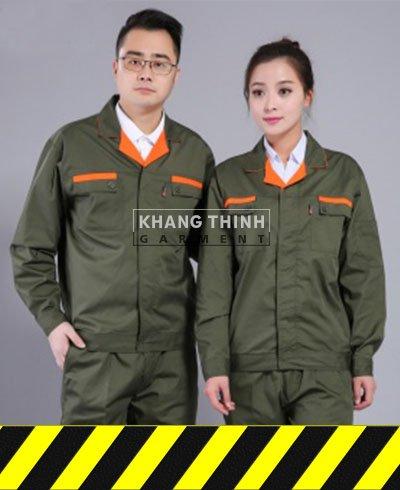 Quần áo BHLD 005